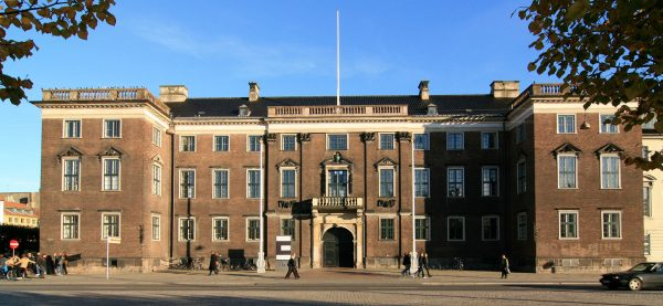 Nyt varmeanlæg på Charlottenborg