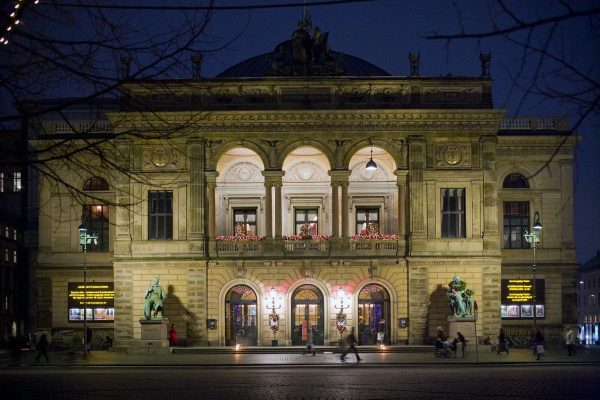 Nye baderum og toiletter på Det Kongelige Teater
