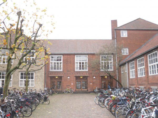 Ny multisal til Falkonergårdens Gymnasium og HF