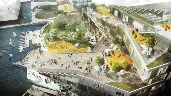 Ny folkeskole i Københavns Sydhavn